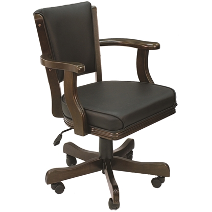Picture of GCHR2 CAP | SWIVEL GAME CHAIR - CAPPUCCINO