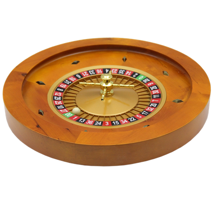 Picture of 24105-WOODEN ROULETTE 18""