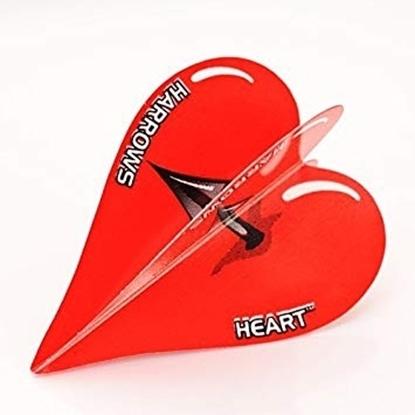 Picture of 40065-Set of 3 Flights Heart Arrow