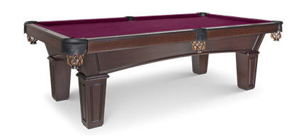 Picture of Ol-Belmont - Olhausen Belmont billiard table
