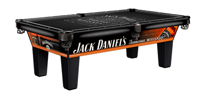 Image de Ol-Jack Daniel L Pool table
