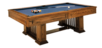 Image de Ol-Monterey pool table