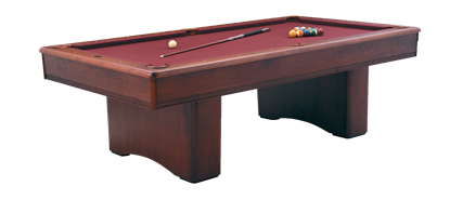 Picture of Ol-York pool table
