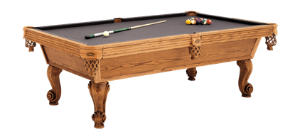 Image de Ol-Provincial pool table