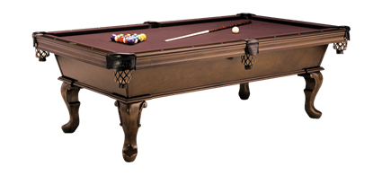Image de Ol-Virginian pool table