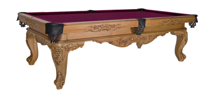 Image de Ol-Louis XIV pool table