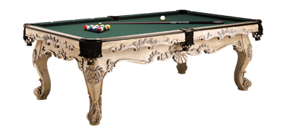 Picture of Ol-Rococo pool table