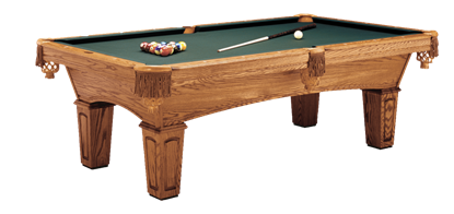 Picture of Ol-Augusta pool table