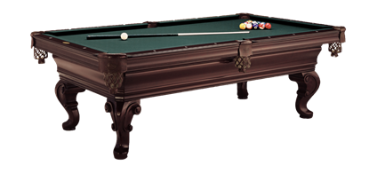 Picture of Ol-Seville pool table