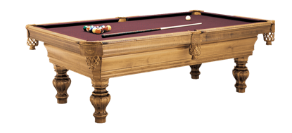 Picture of Ol-Wentworth pool table