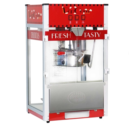 Picture of 71456-Popcorn machine of 16oz. tabletop RED