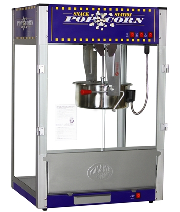 Picture of 71420-Commercial Popcorn machine  20oz. tabletop