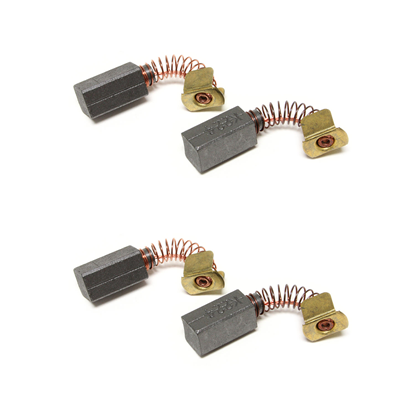 Picture of 72902-4 - Set of 4 motors brushes for Cotton candy motor 72100-72150