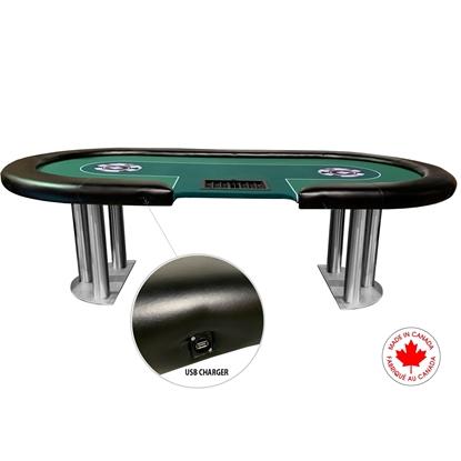 Image de Table sur mesure Croupier Standard USB